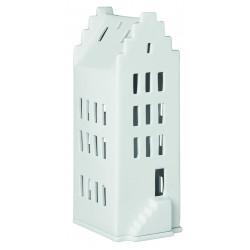 Light house- Gable house 7,5x9x20cm
