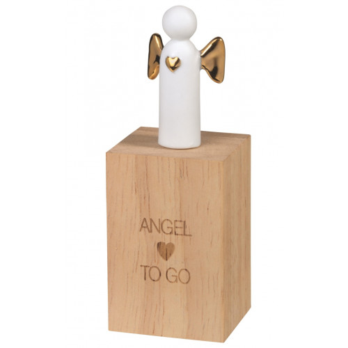 Small Angel companion. Angel t o go