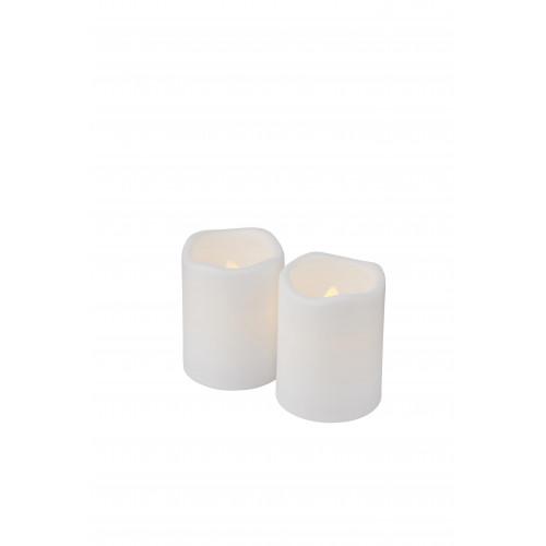 Storm Mini, White, Ø5xH6,5cm, w/Sensor