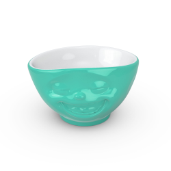 "Bowl 500 ml ""Laughing"" Mint"