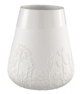 Poetry porcelain vase Flowers