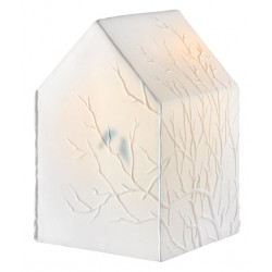 House lamp. Branches