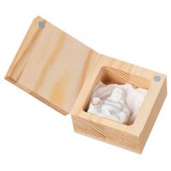 Lucky box Relax Buddha 4,5x4,5x3,5cm