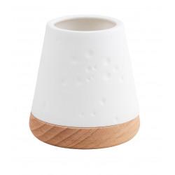 Lantern small, dots dia:7,5cm Height:8cm