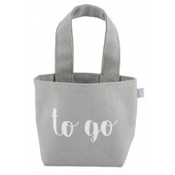 Door bag To go 12x9x24cm