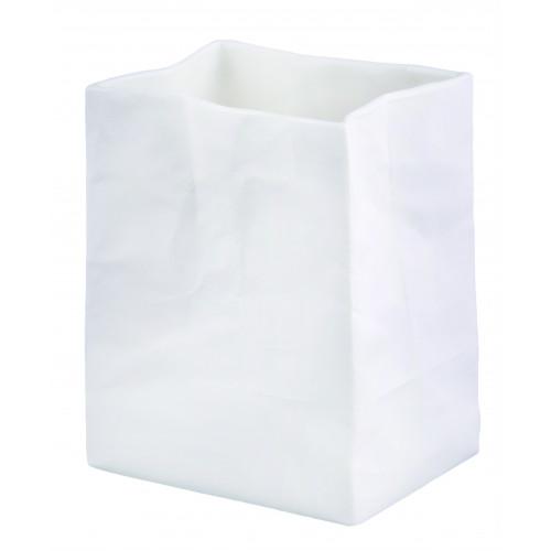 Porcelain bag small 8,5x6,5x10,5cm