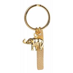 Lucky Key Hanger Bodyguard 5x3cm, gold