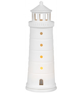 Light house dia:5.5cm Height:16cm