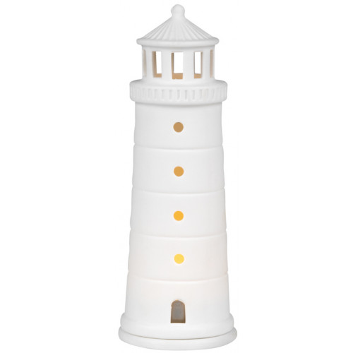 Light house dia:5,5cm Height:16cm
