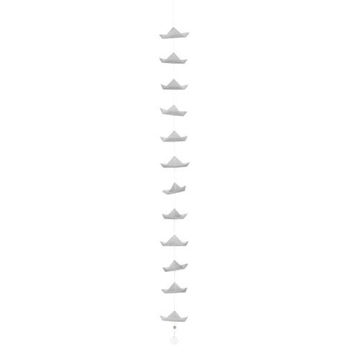 Boat chain, grey Length:90cm