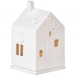 Light house treehouse 7x7x13cm