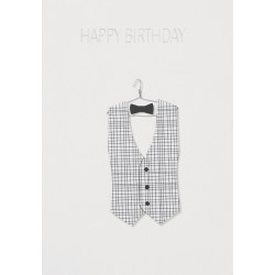 Clothes Card- Happy Birthday