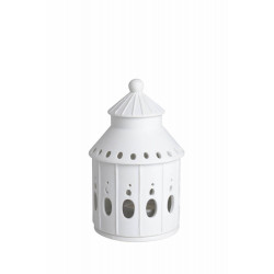 Light house fairy-tale castle dia:8cm Height:13cm