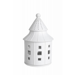 Light house dream house dia:10,5cm Height:17cm