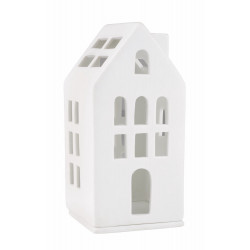 Mini light house Guesthouse 6x6x13cm