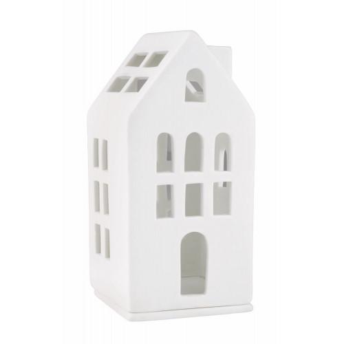 Mini light house Guesthouse 6x6x13cm