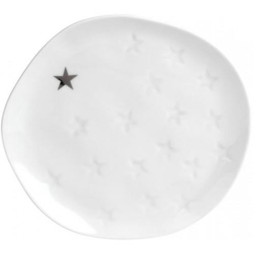 Small plate Stars D:13.5cm