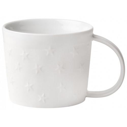 Xmas cup.Stars Dia:9cm. Height:8cm