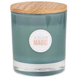 Scented candle Magic H:9cm D:8cm
