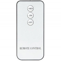 Remote control for LED light balls and magic cones