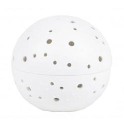 Wonder sphere dots, D:8,5cm H:8cm