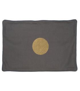 At home pillow Golden dot 35x50cm