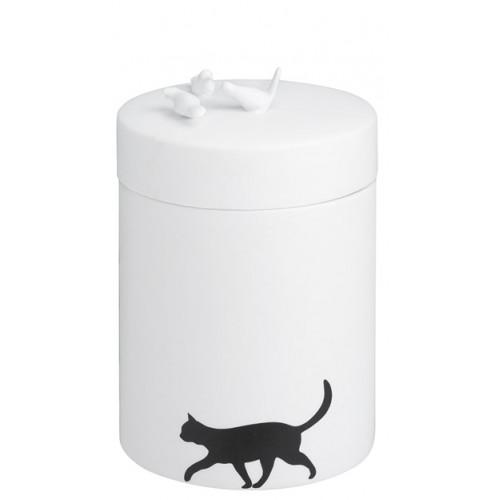 Porcelainstories  can cat