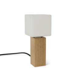 Table stand - Oak - Table lamp