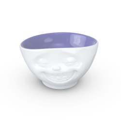"Bowl 500 ml ""Laughing"" Lavender"