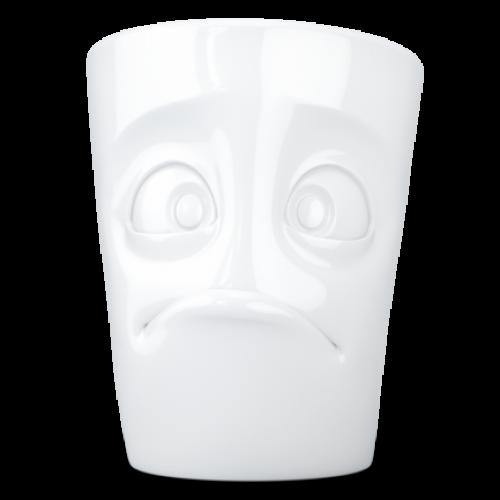 Mug with handle 350ml - Baffled