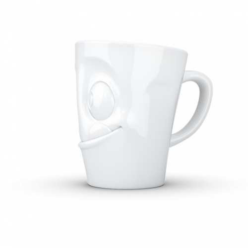 Mug with handle 350ml - Tasty