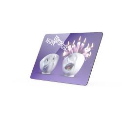 Cutting board happy birthday
