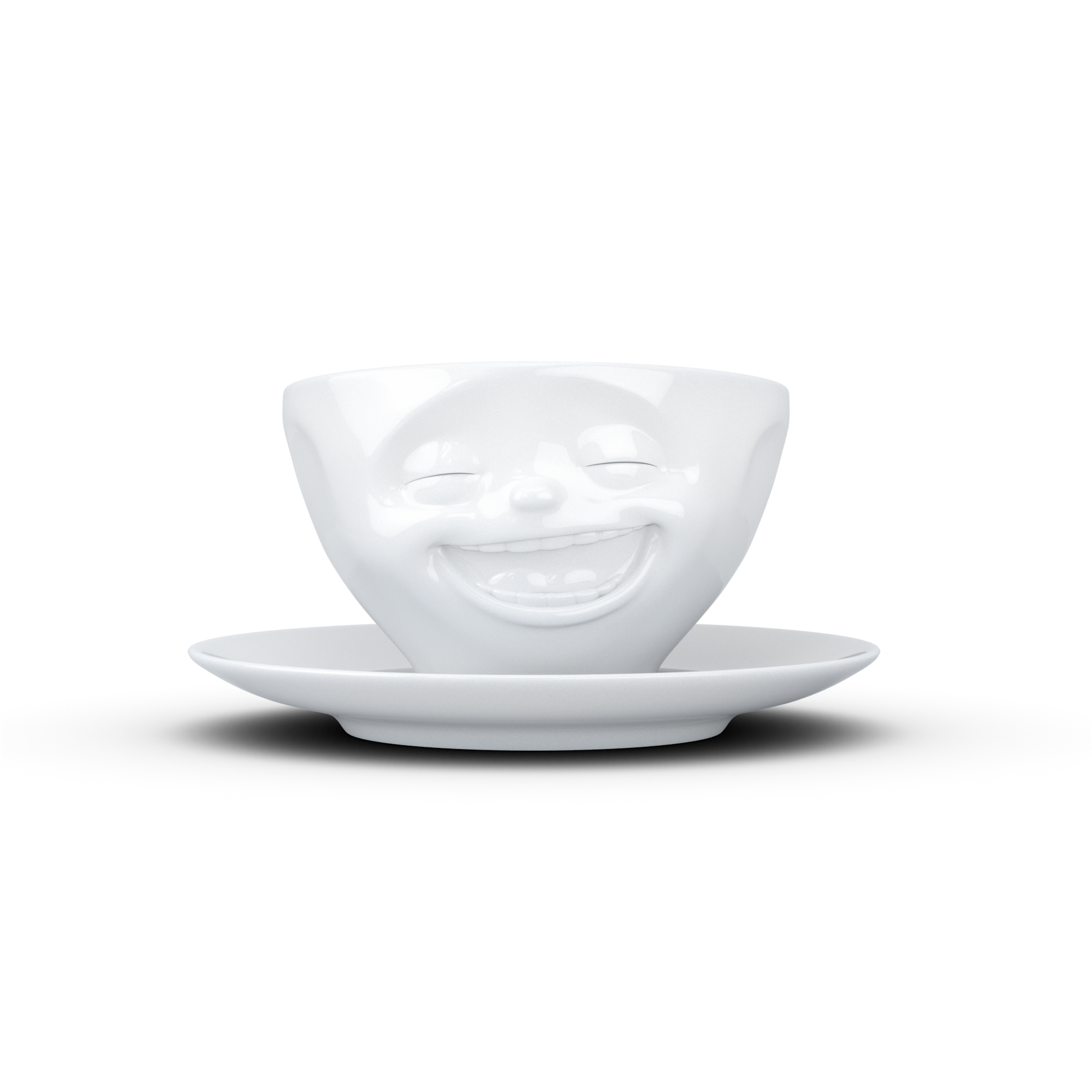 Coffee cup 200ml - Laughing